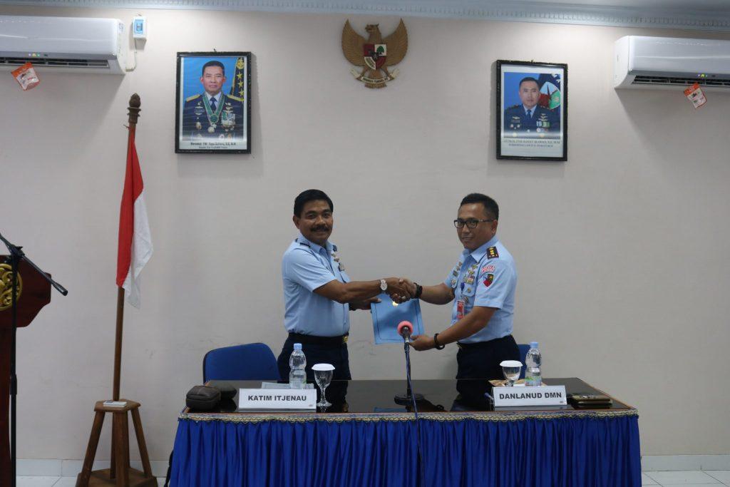 Exit Briefing Tim Wasrik Itjenau TA 2019 di Lanud D. Dumatubun