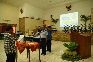 Primkopau II Lanud Adisutjipto Gelar Rapat Anggota Tahunan