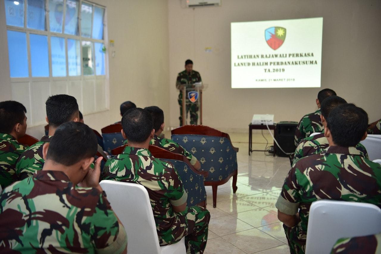 Pembukaan Latihan Rajawali Perkasa 2019 di Lanud Halim Perdanakusuma