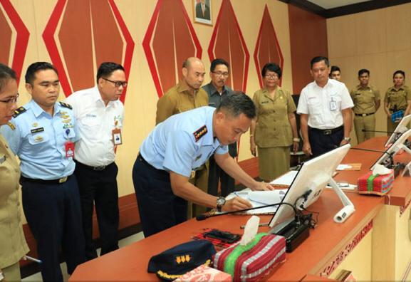 Pemprov NTT Berkolaborasi dengan Lanud El Tari dan Angkasa Pura I Cegah TKI Ilegal