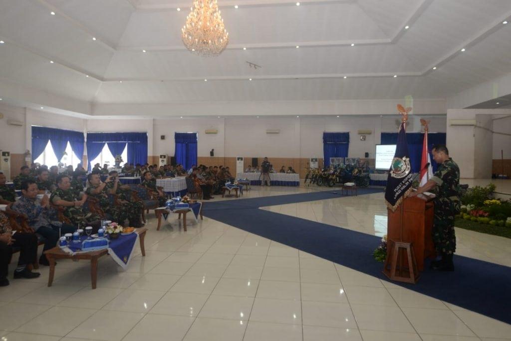Rapat Anggota Tahunan Pusat Koperasi Angkatan Udara Halim Perdankusuma
