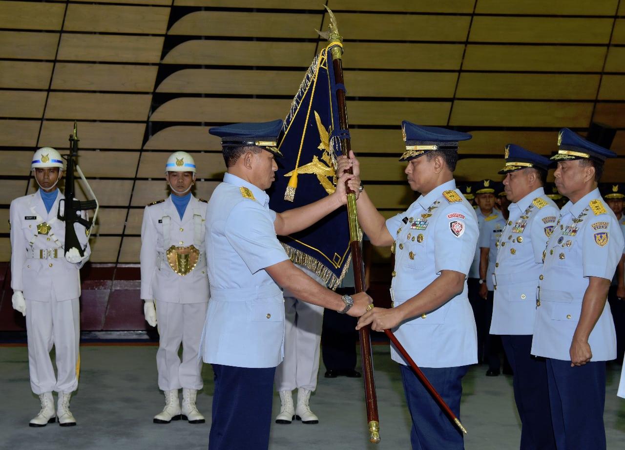 Marsma TNI Andyawan Martono P. Jabat Pangkoopsau III