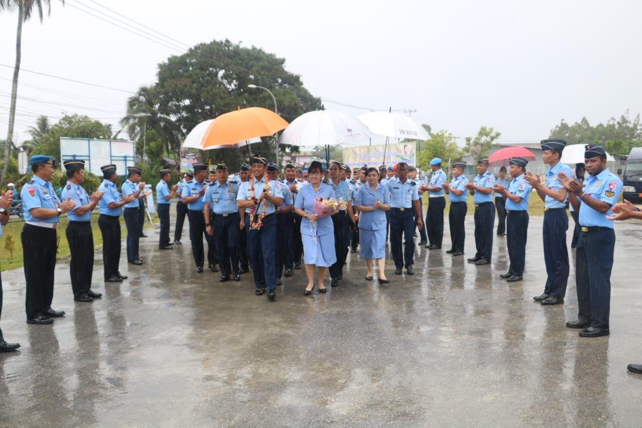 Passing In Passing Out Parade Pangkoopsau III