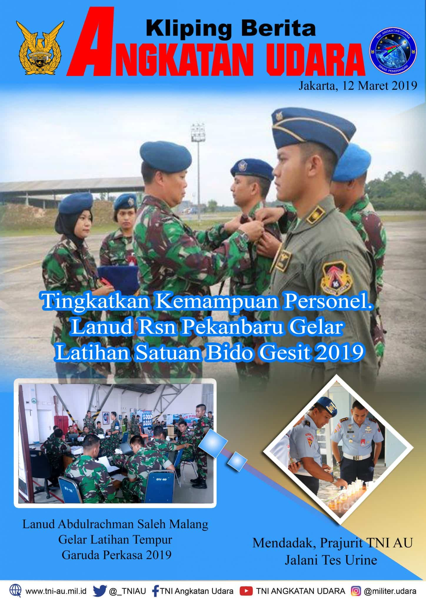 Kliping Berita Media 12 Maret 2019