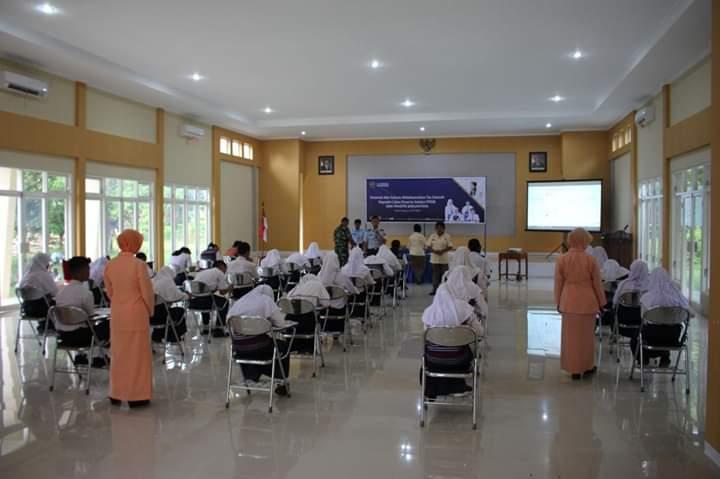 33 Calon Siswa SMA Pradita Dirgantara Ikuti Seleksi Panitia Daerah (Panda) Lanud J.B Soedirman
