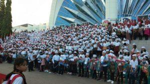 Festival Sarung dan Musik di Kota Kupang