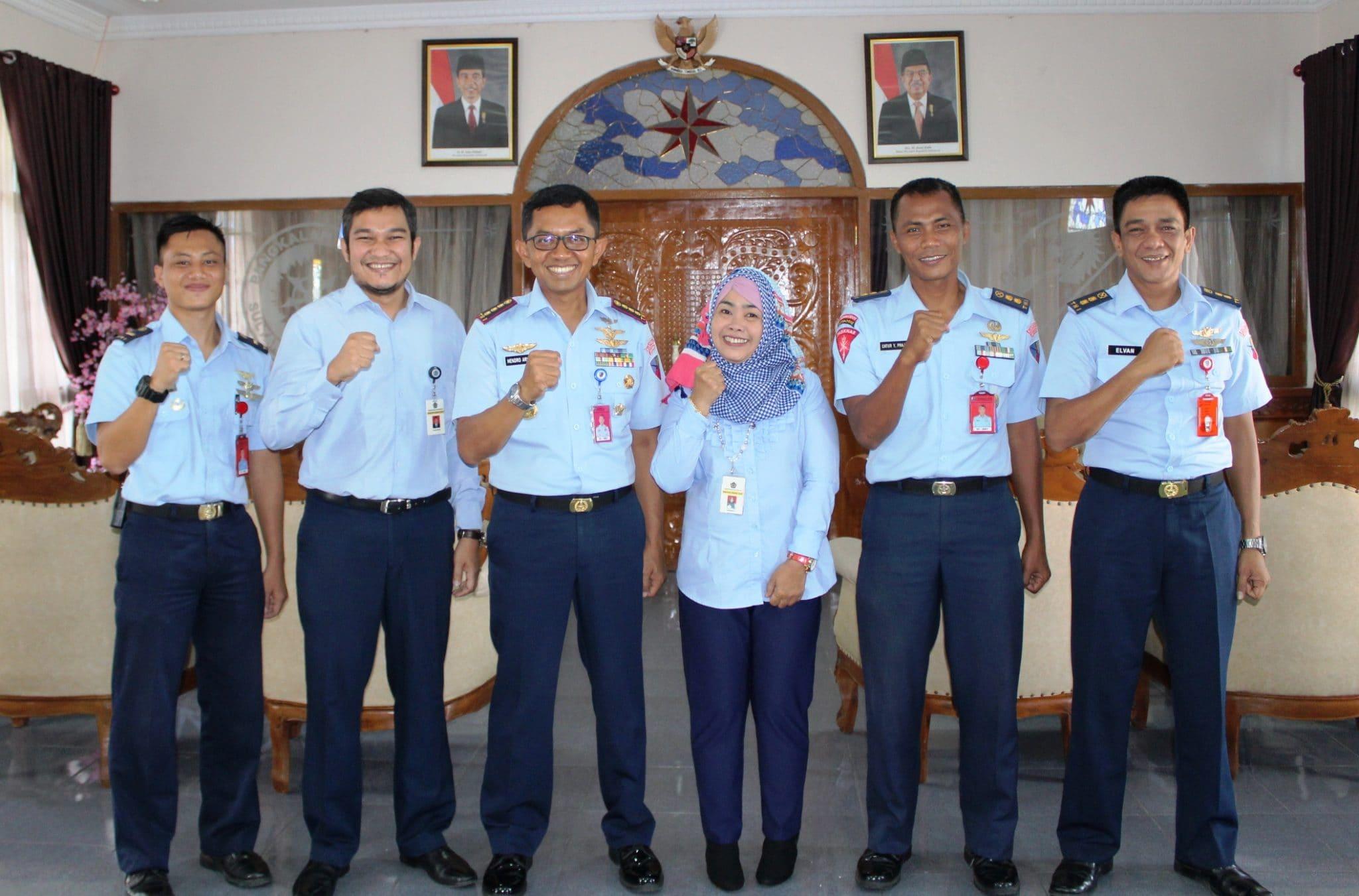 Lanud SIM Gandeng KPP Pratama Aceh Besar Sosialisasikan E-Filling