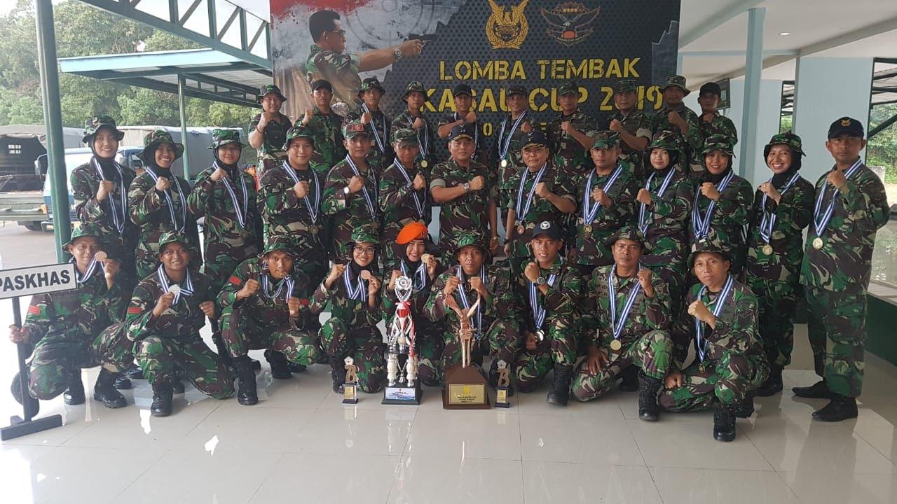 Korpaskhas Juara Umum Kasau Cup Tahun 2019