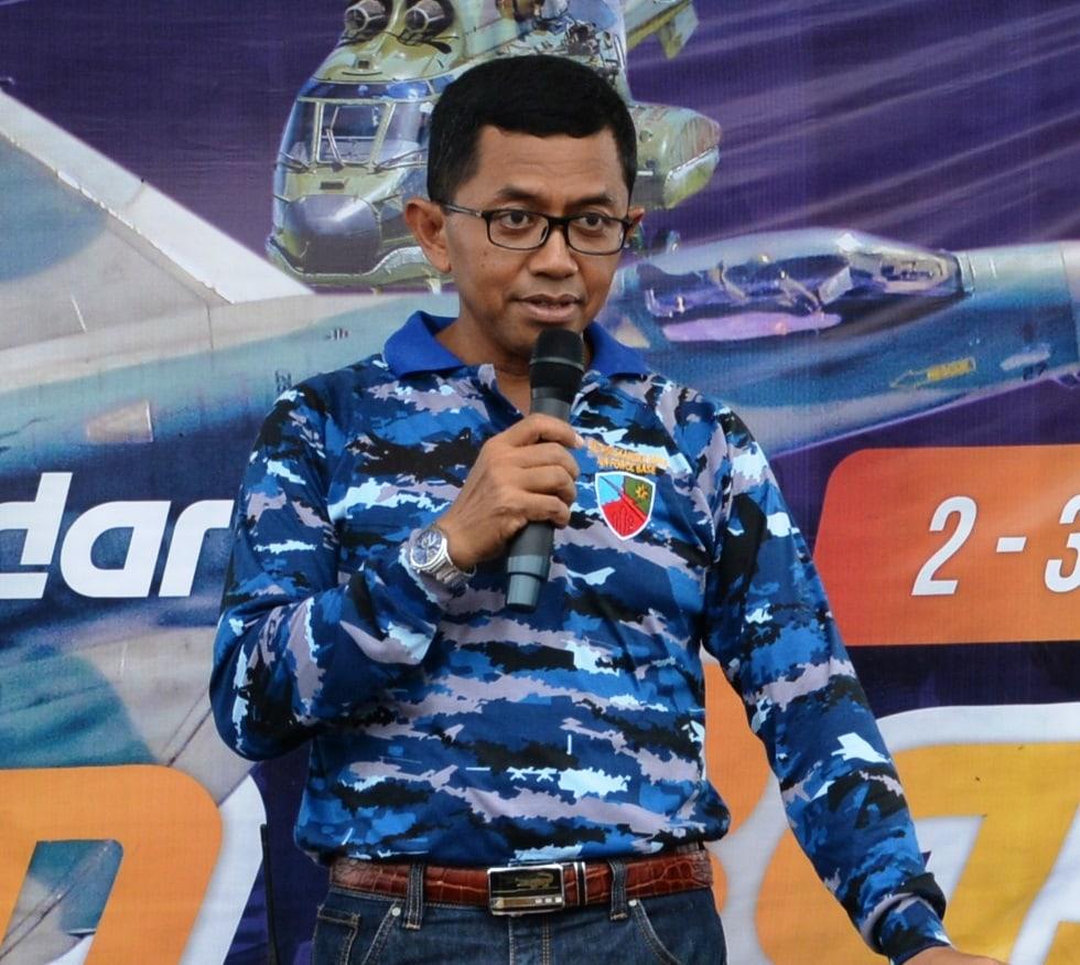 """Danlanud SIM : """"Sultan Iskandar Muda Open Base Untuk Masyarakat Aceh"""""""