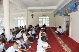 Lanud Pangeran M. Bun Yamin Peringati Isra' Mi'raj Nabi Muhammad SAW 1440 H dan Doa Bersama dalam Rangka HUT TNI AU Ke-73