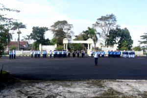 Komandan Lanud Wiriadinata Pimpin Ziarah HUT ke-73 TNI AU