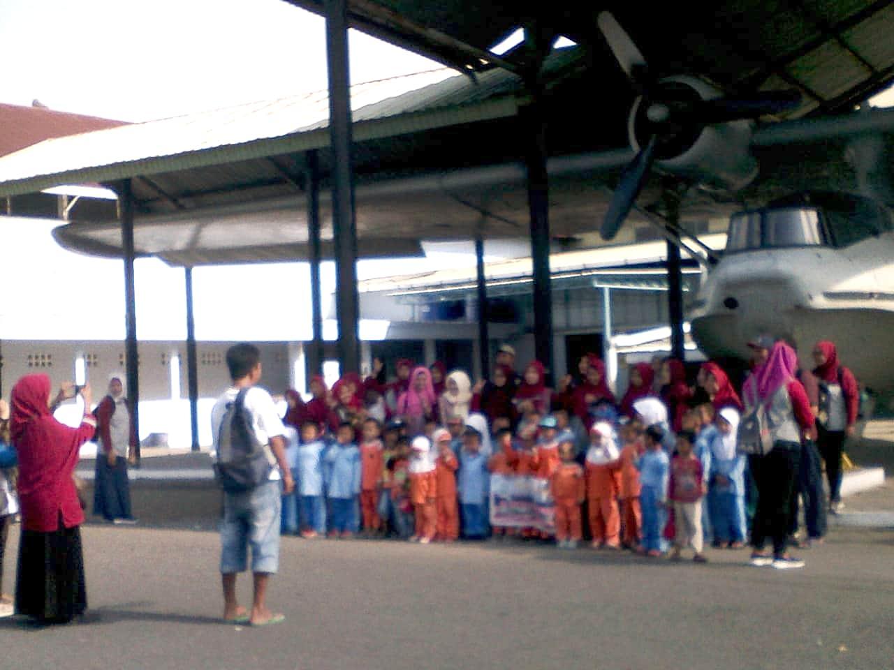 Siswa TK dan SD Padati Muspusdirla