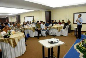 Komandan Lanud Wiriadinata Menjadi Narasumber dalam FGD