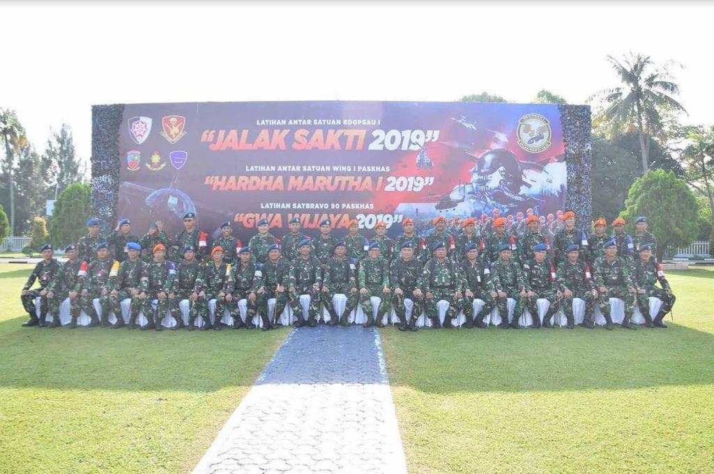 Upacara Pembukaan Hardha Marutha 2019