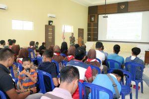 Seminar Dirgantara dan Pelatihan Pembuatan Pesawat OHLG di Lanud Wiriadinata