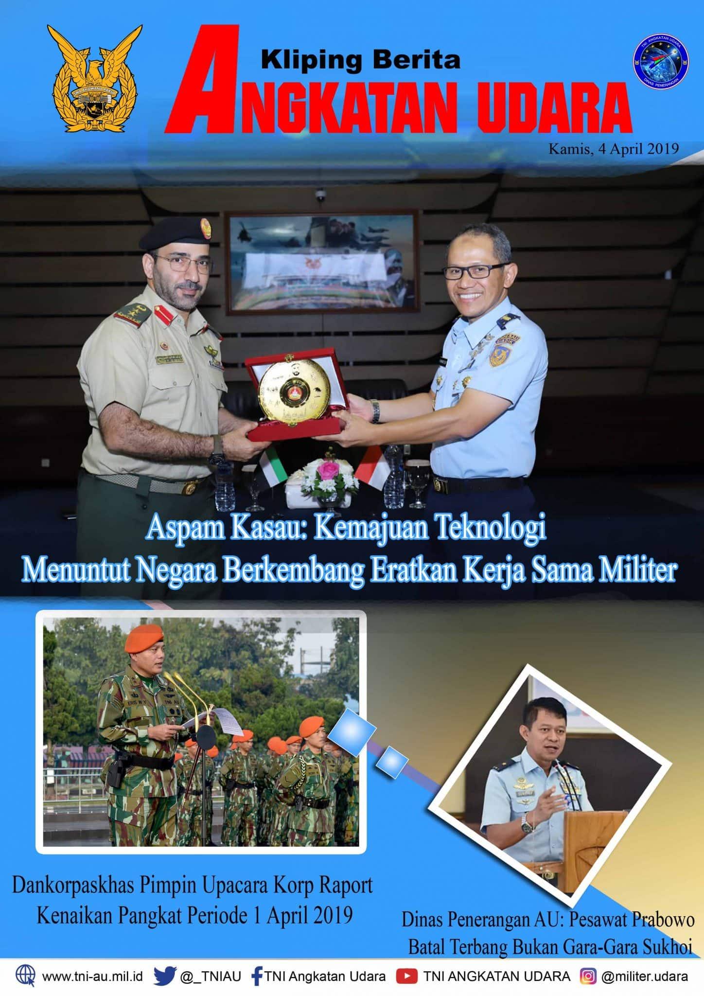 Kliping Berita Media 4 April 2019