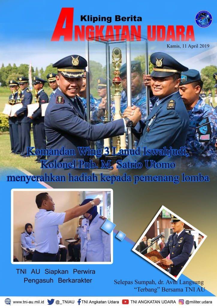 Kliping Berita Media 11 April 2019