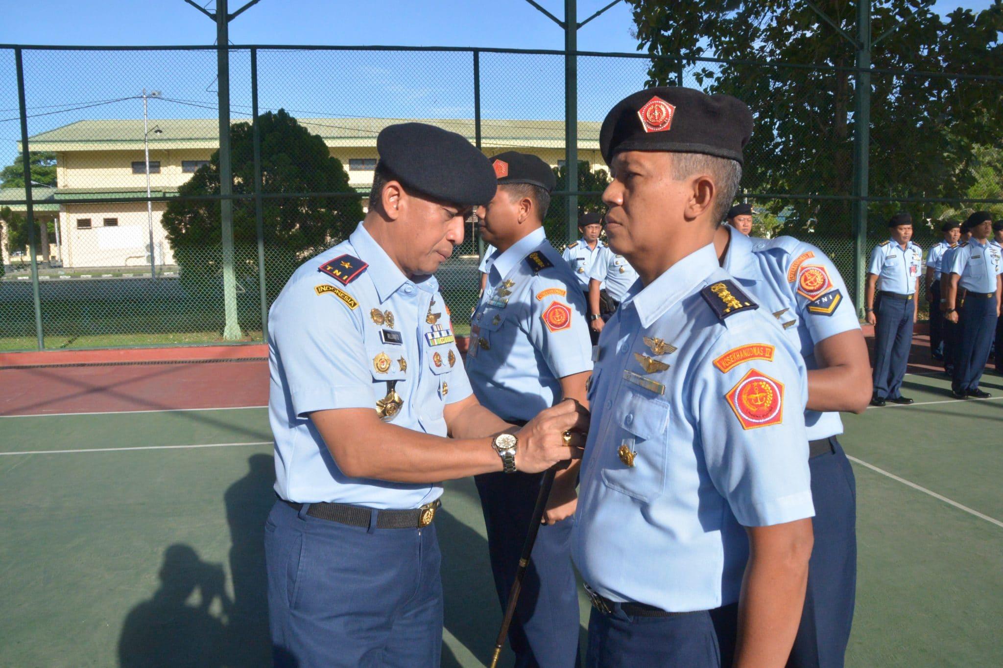Kolonel Adm Imam Supangat Jabat Aspers Kosekhanudnas IV