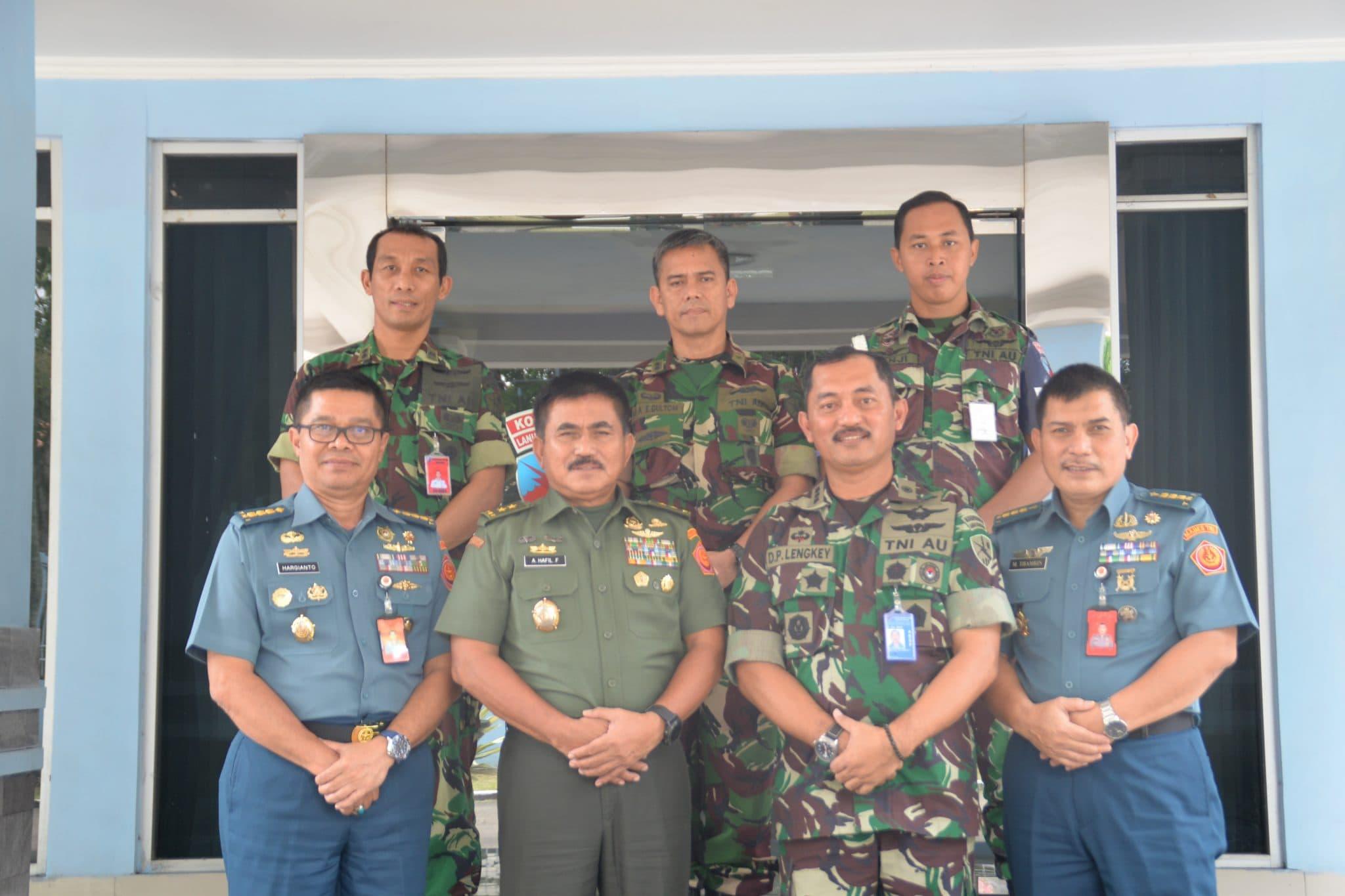Kuker PA Sahli TK. III Bid. Sosbudkum Ham Dan Narkoba Panglima TNI