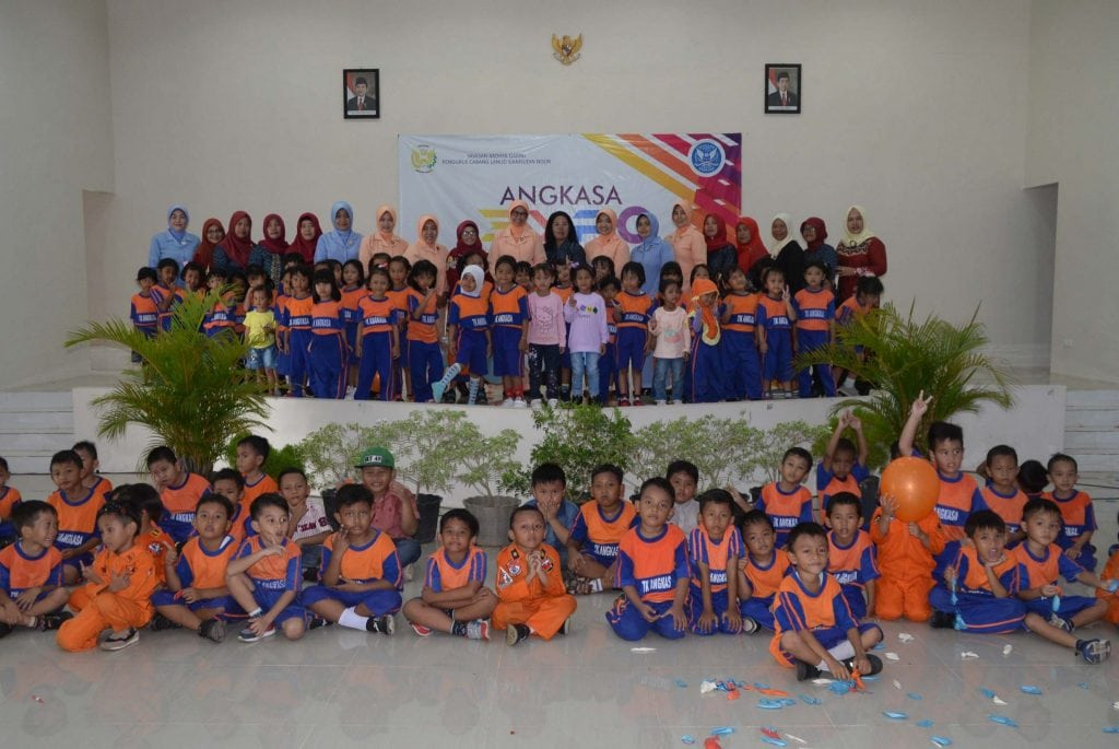 Lanud Sjamsudin Noor Gelar Angkasa Expo 2019 Ajang Promosi Sekolah Angkasa