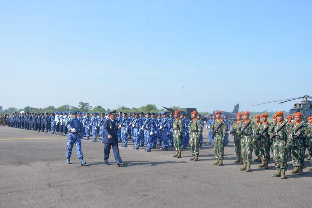 Road to Zero Accident Program Prioritas TNI AU