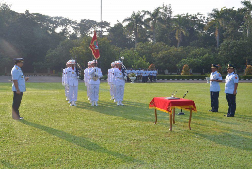 Pangkohanudnas Lantik Kolonel Pnb Yulianta sebagai Pangkosekhanudnas II