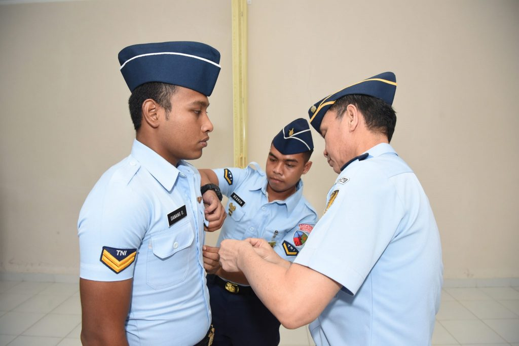KIBI TNI AU A-13 Sesa Lanud Sultan Hasanuddin Resmi Dibuka