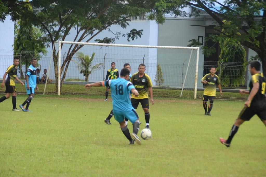FC Camar Berhasil Menggilas FC Andromeda