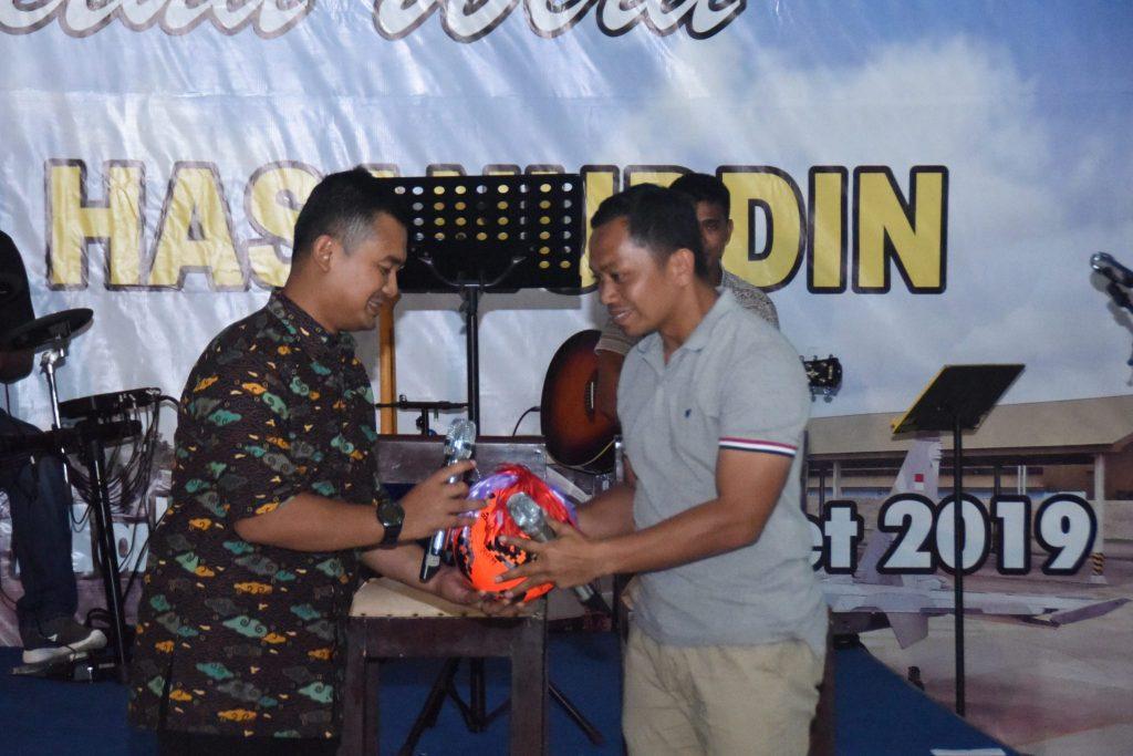 "Wira Club Lanud Sultan Hasanuddin: ""Mempererat Silaturahmi"""