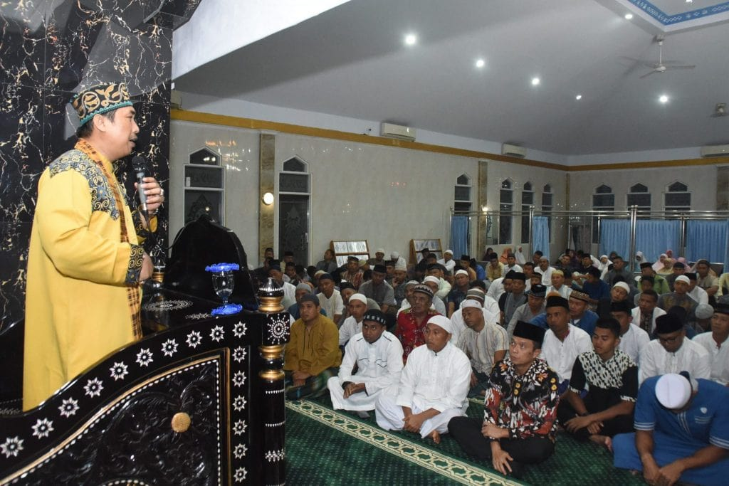 Peringati Isra' Mi'raj Nabi Muhammad SAW di Lanud Sultan Hasanuddin