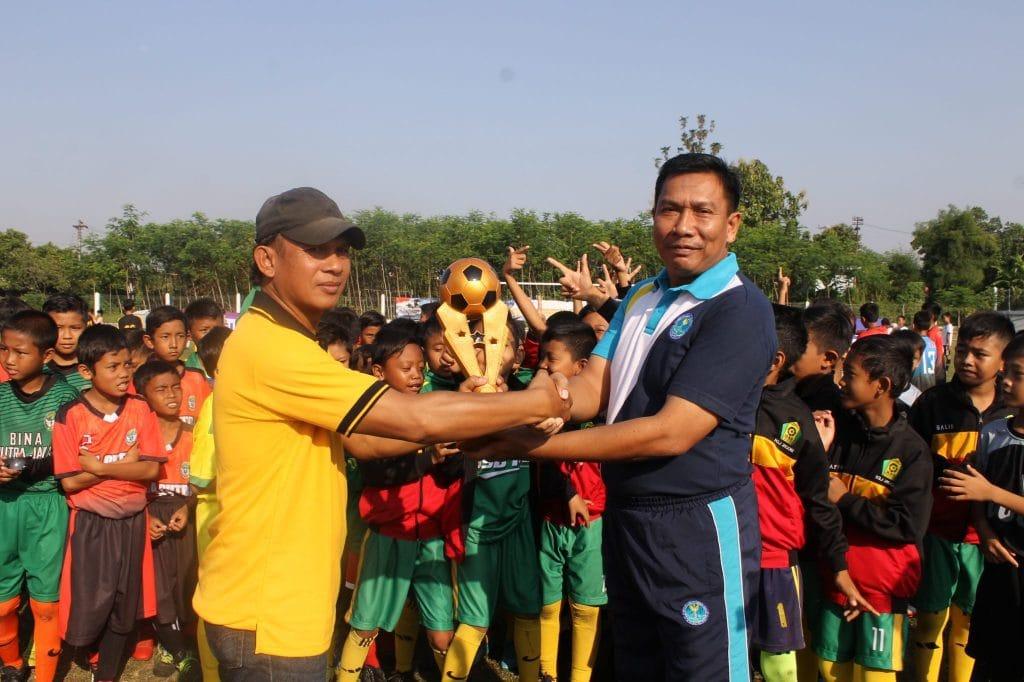 RSPAU dr. S. Hardjolukito Gelar Turnamen Sepak Bola Kelompok U-11