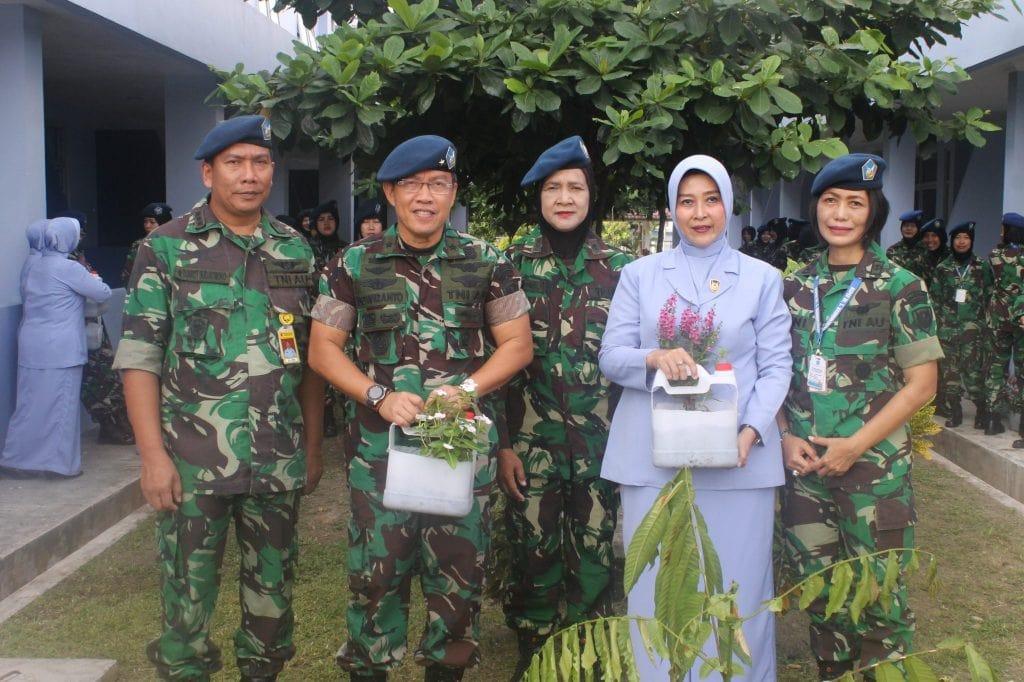 Wara Rspau Dr.S.Hardjolukito Lanjutkan Program Green Hospital