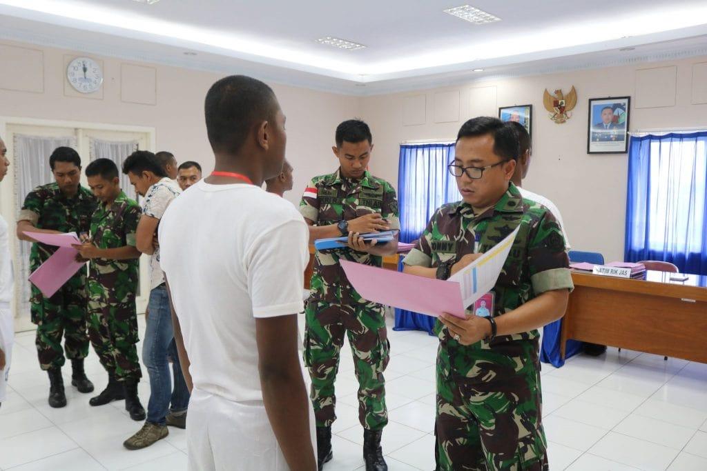 Pantukhir Casis Tamtama PK Lanud D. Dumatubun