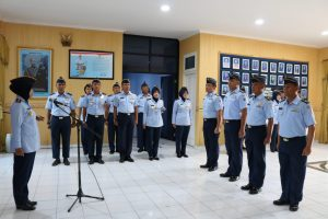 27 Personel Wingdikum Naik Pangkat