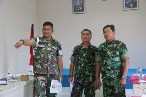 Sidang Penentuan Akhir Calon Tamtama Gelombang I Lanud RHF