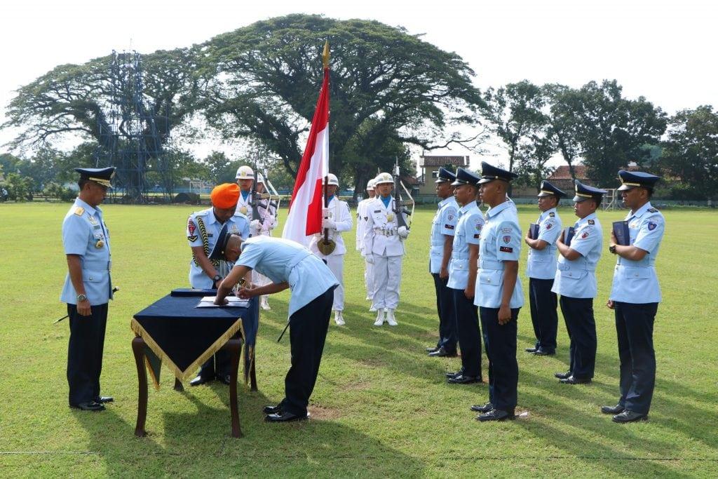 TNI AU Tambah Kekuatan 498 Personel Tamtama