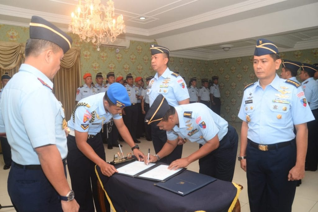 Kolonel Pnb Erwin Sugiandi Jabat Kadisops dan Kolonel Pnb Toto Ginanto Jabat Kadispers