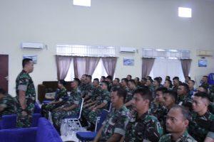 Kunjungan Tim Supervisi Hasil Penilaian Dan Perhitungan Beban Kerja di Lanud Sam Ratulangi