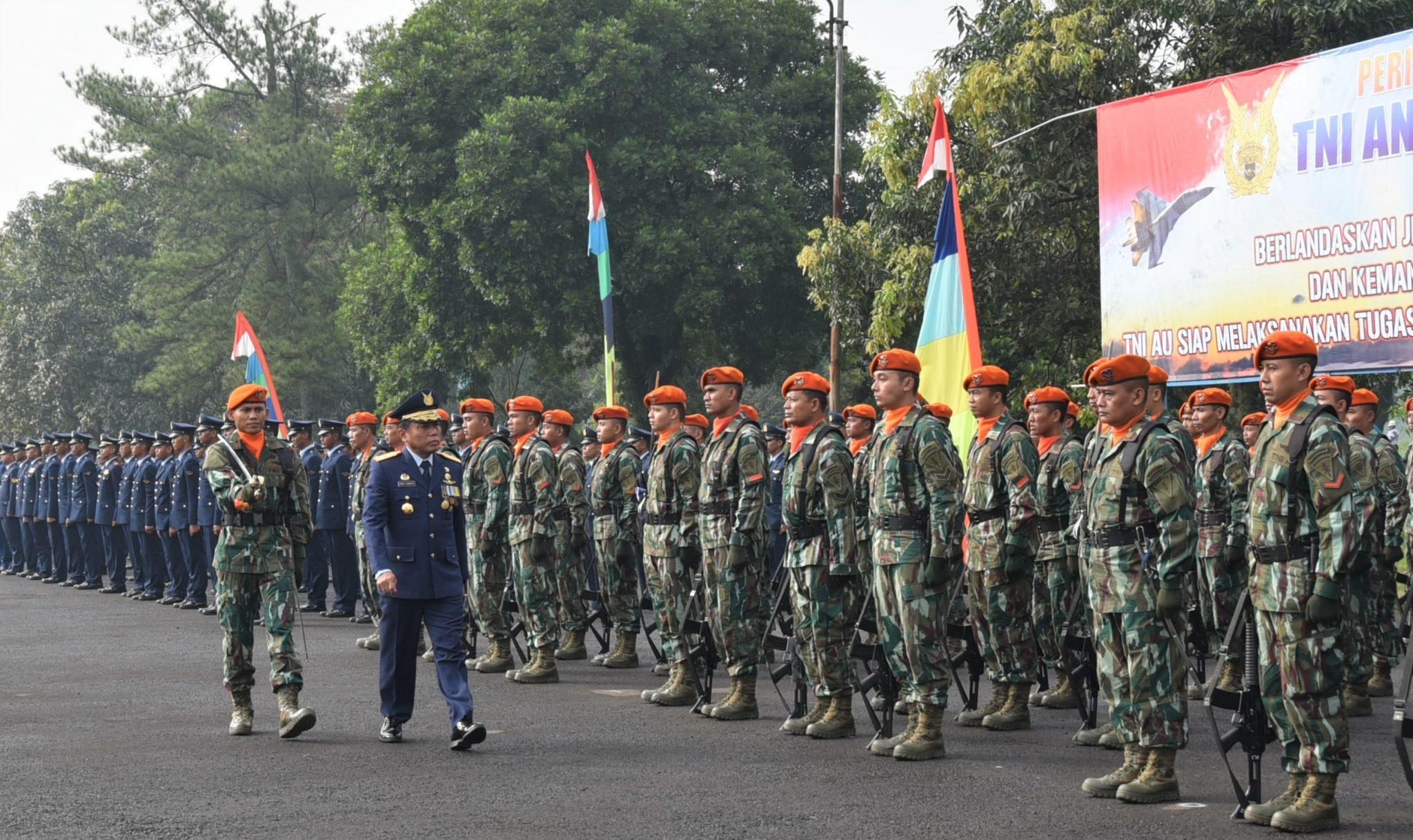 Bakorda Bandung peringati HUT ke-73 TNI Angkatan Udara