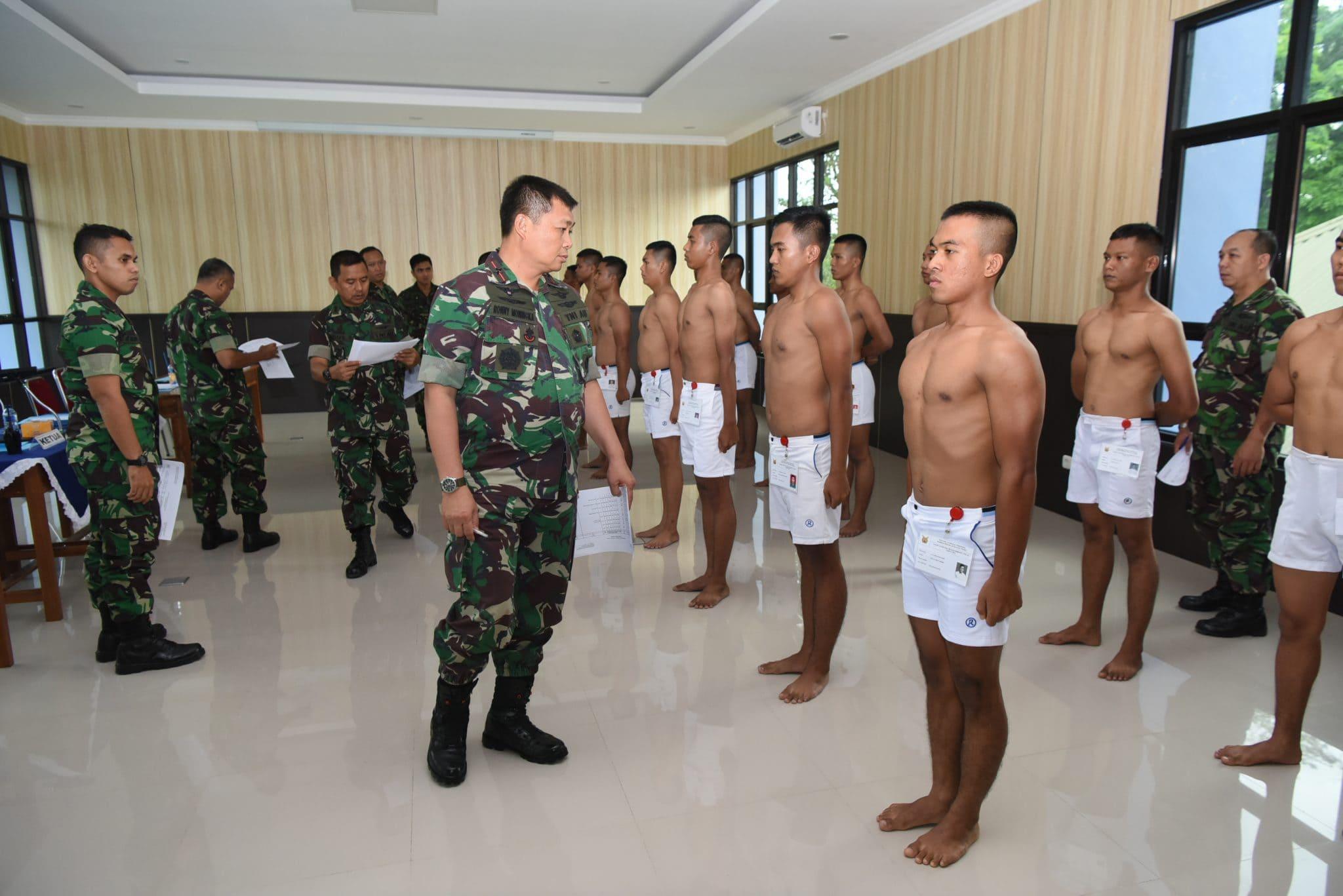Danlanud Rsn: Minggu Militer Back to Basic bagi Prajurit