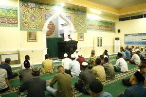 Sambut Bulan Ramadhan, Lanud Rsn Laksanakan Pengajian