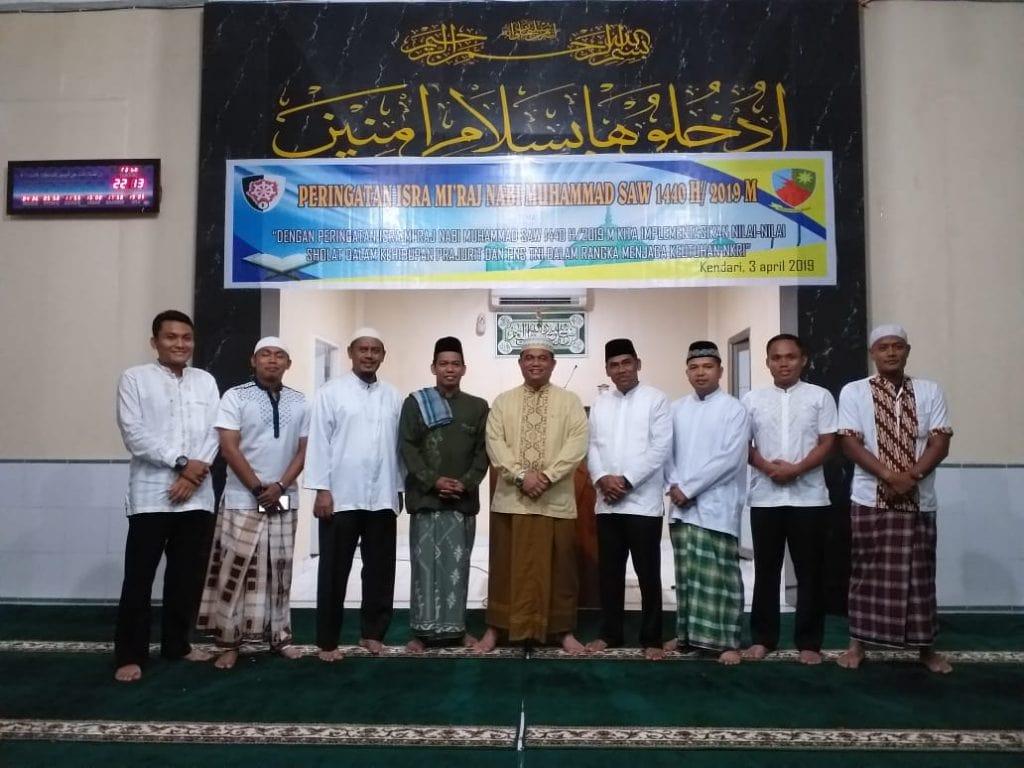 Lanud Haluoleo Peringati Isra Mi'raj Nabi Muhammad SAW 1440 H/2019 M