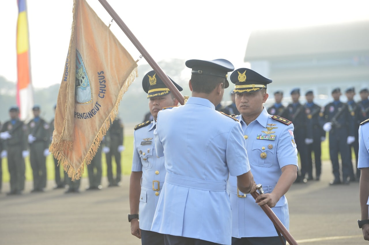 Ini Profil Komandan Skadron Udara 17 VIP/VVIP Yang Baru