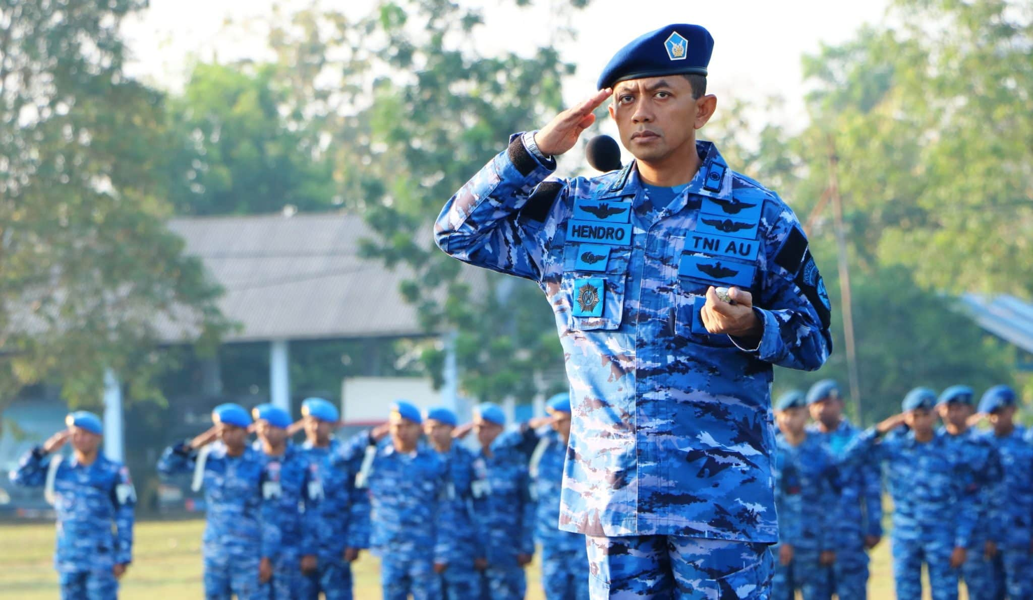 Panglima TNI : TNI Sebagai Pondasi Kehidupan Berbangsa Dan Bernegara