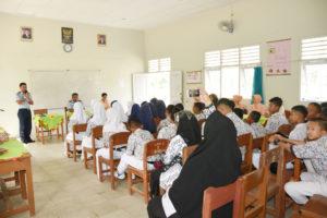 Kunjungan Pertama Pembina dan Ketua Yasarini Cabang Lanud Bny