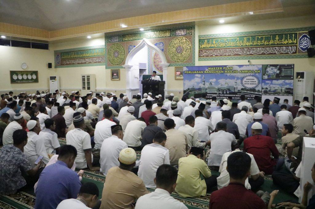 Awali Ramadhan Dengan Tarawih. 1