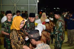 Kasau Buka Bersama dengan Warga Lanud Halim Perdanakusuma