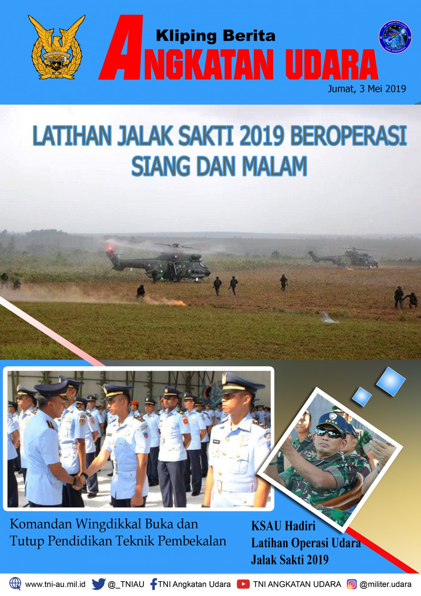Cover Kliping 3 5 2019