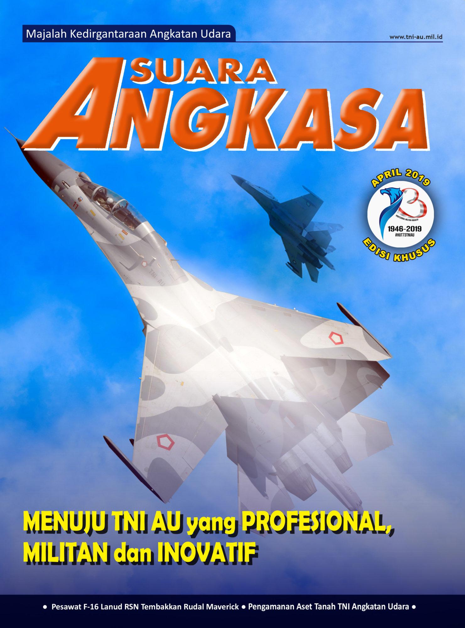 Cover Majalah Sa Edisi April 2019 1