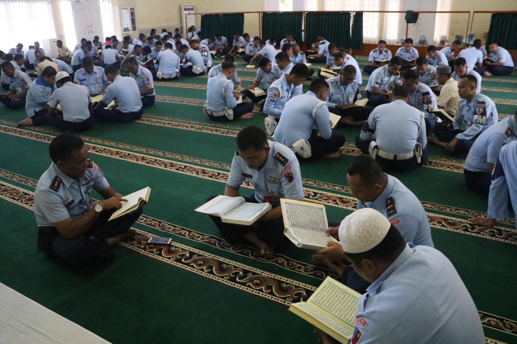 Isi Ramadhan Dengan Shalat Dhuha Dan Tadarus 2